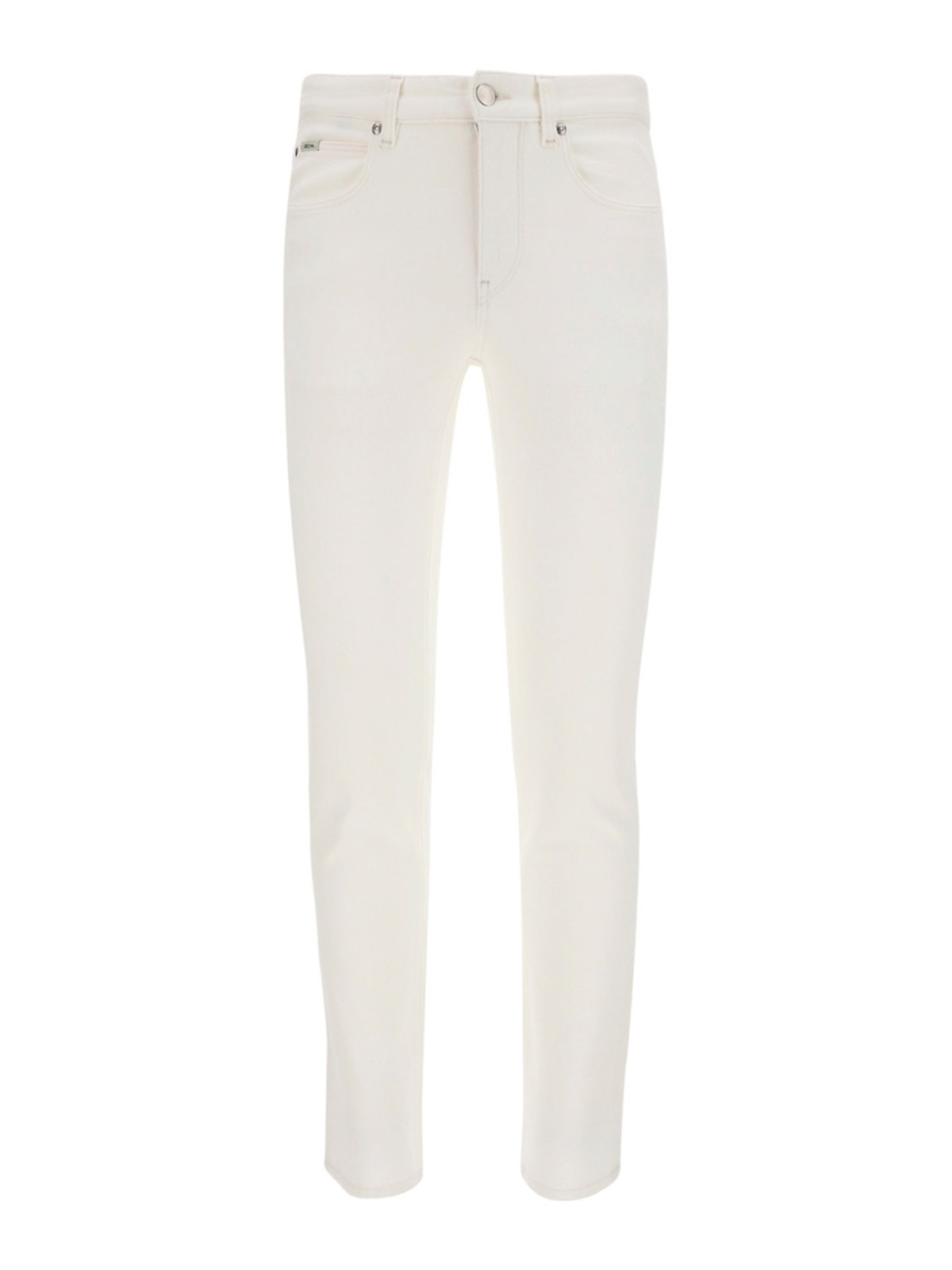 Z Zegna STRETCH COTTON TROUSERS