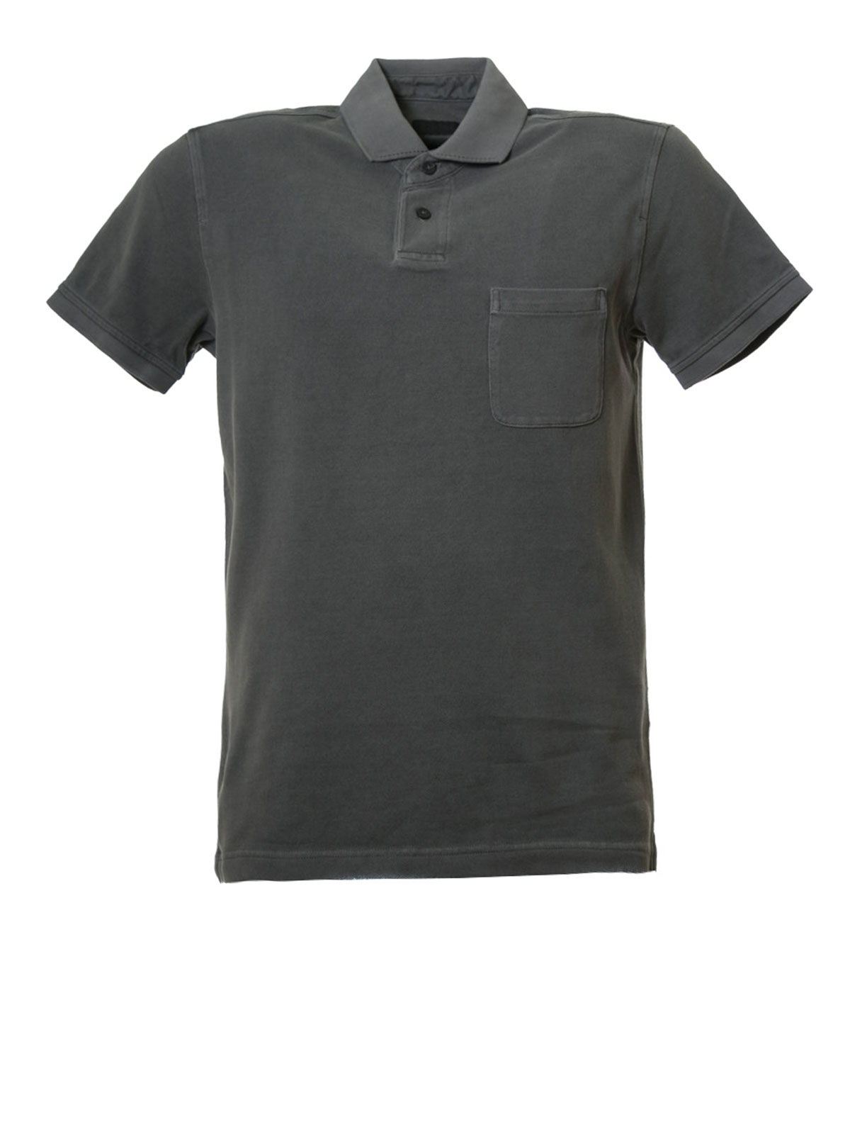 Cotton piquet polo shirt by z zegna polo shirts ikrix for Zegna polo shirts sale