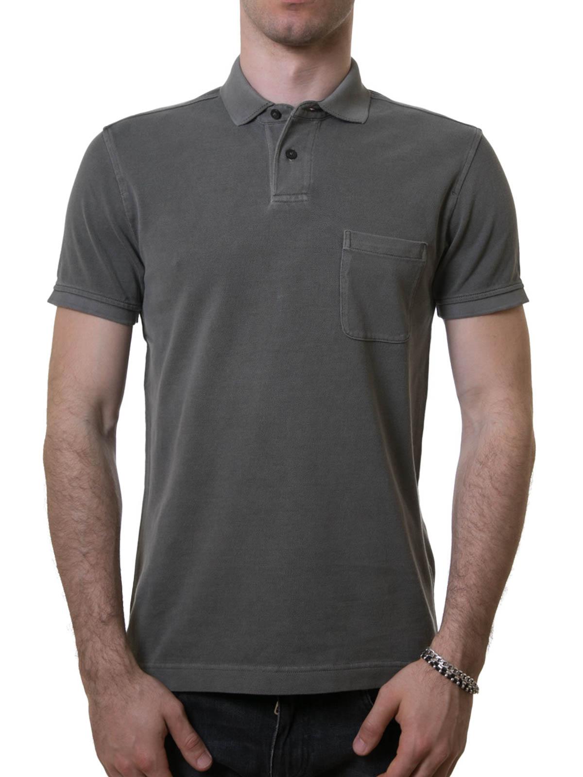 10350a2780275 Buy Zegna Z Zegna Polo Shirt grey and blue stripe pique design  Style.476340501 ipndso37xtoA.