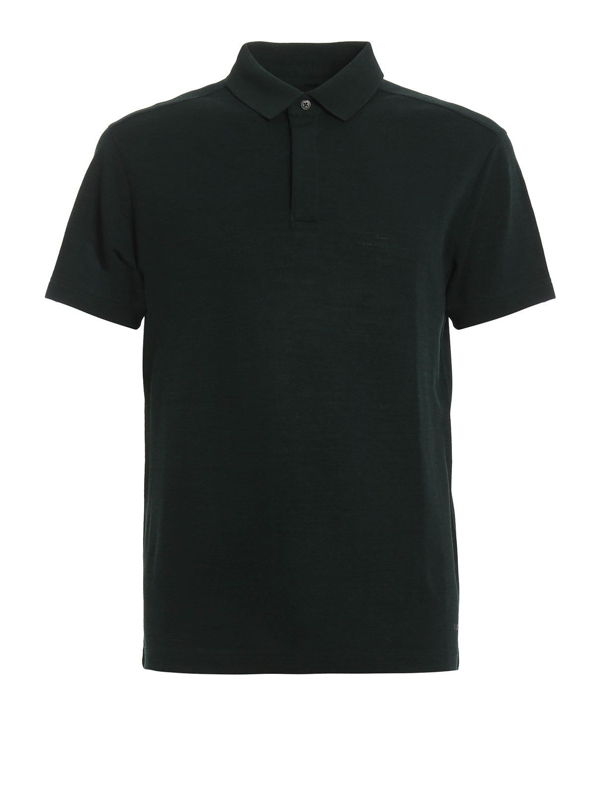 Wool polo shirt by z zegna t shirts ikrix for Zegna polo shirts sale