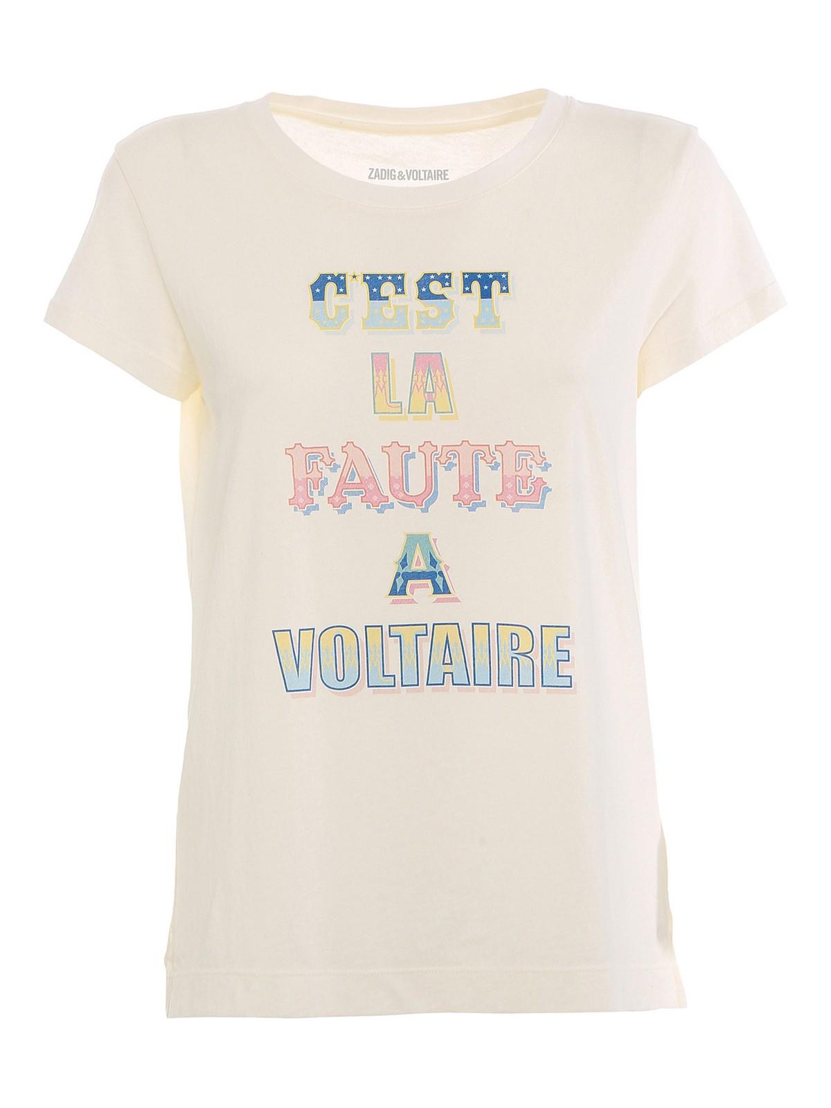 Zadig & Voltaire ALYS T-SHIRT
