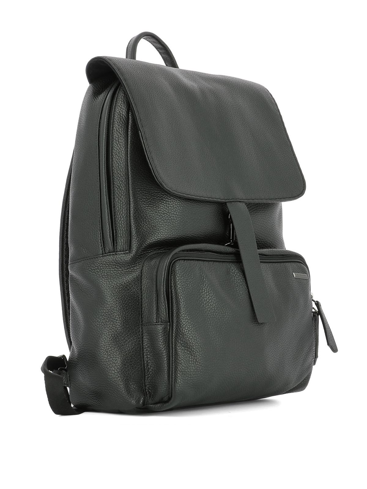 Zanellato Ildo Dollarone black backpack IYfsCR4