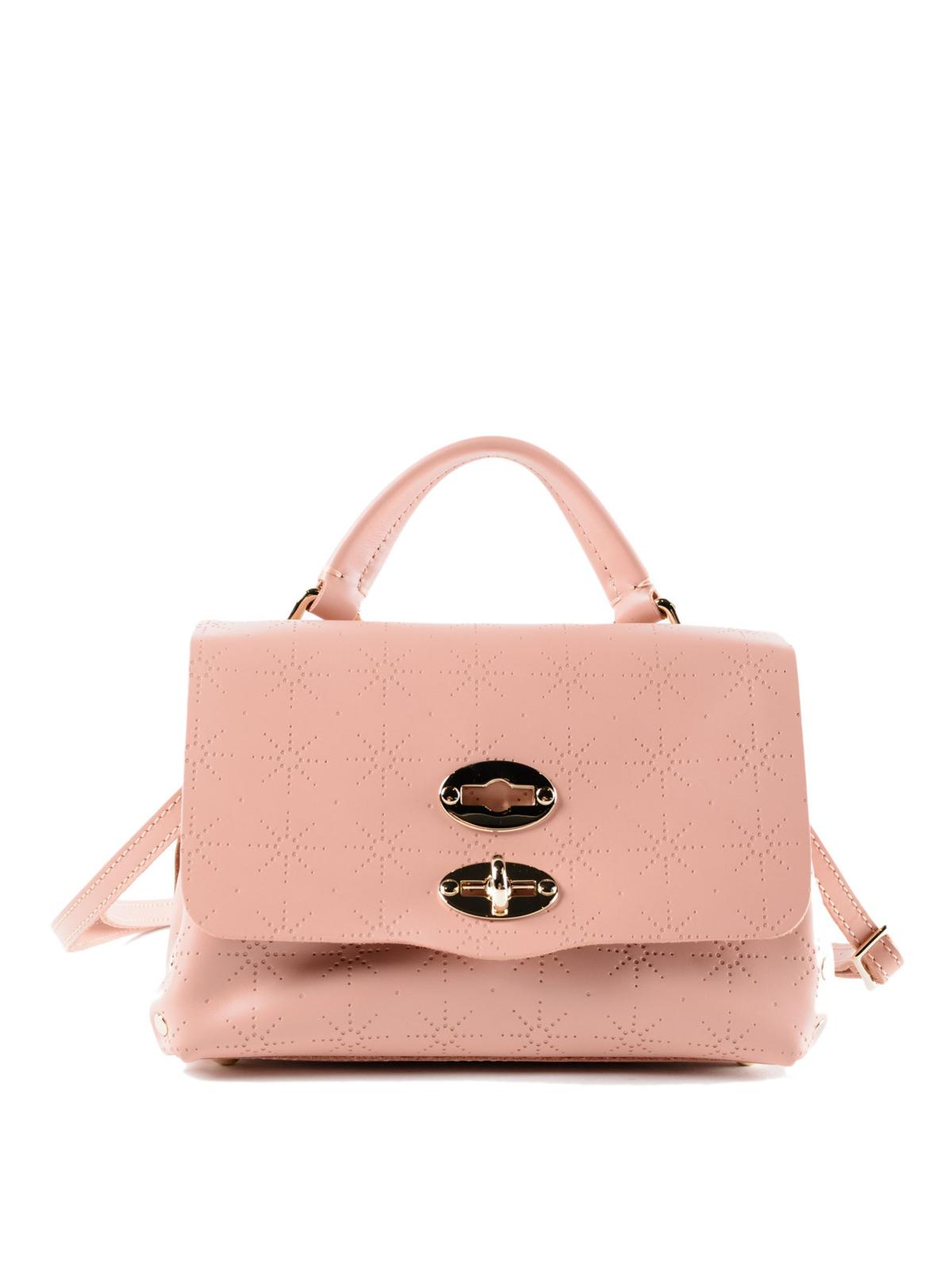 Zanellato Light pink Astro Postina baby bag h70h5o