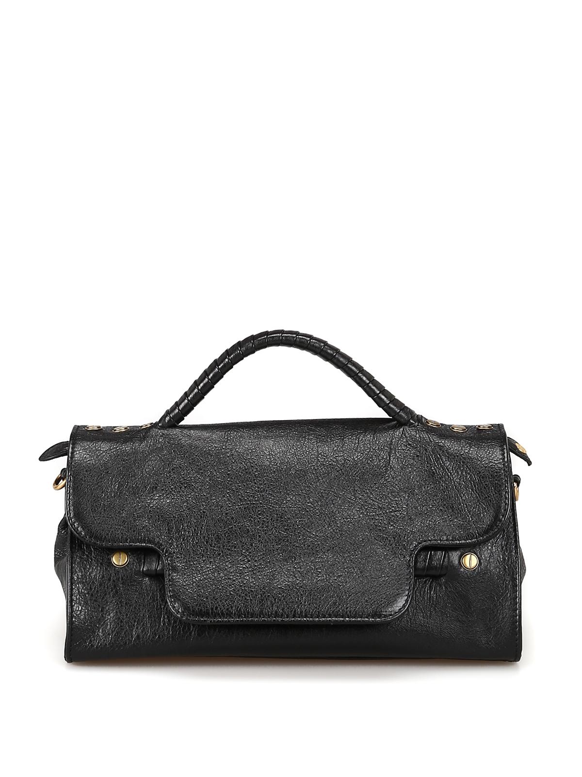 Zanellato Nina S Lustro Bag In Black