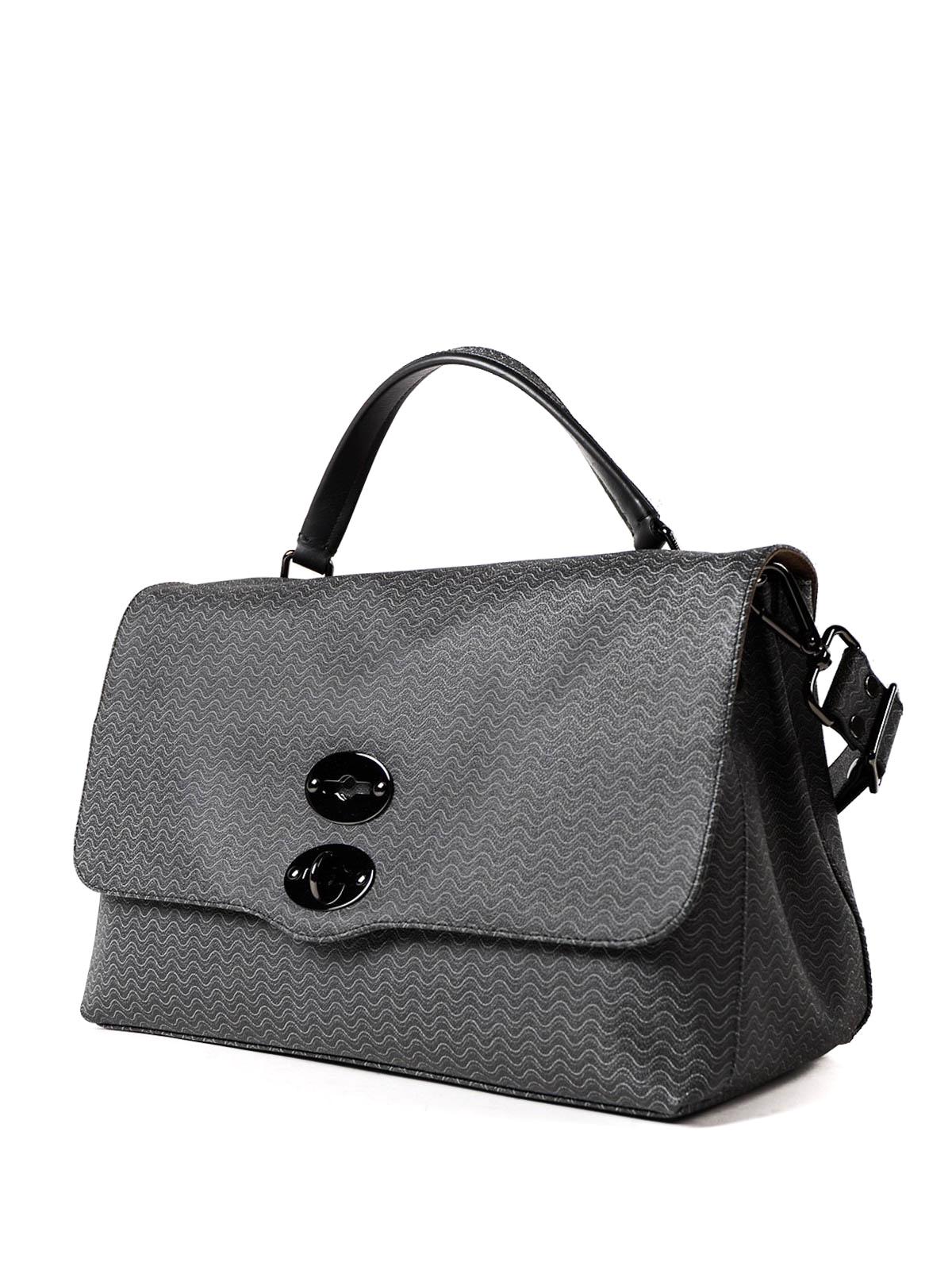 Zanellato Postina Blandine leather satchel p9JOqYID