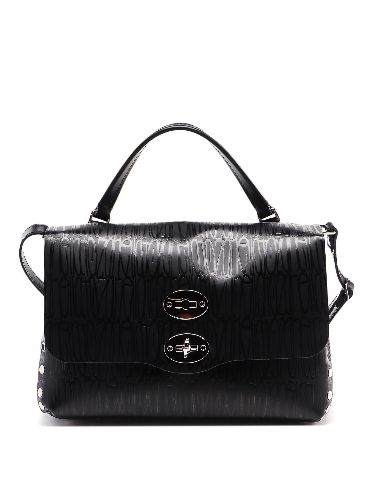 Zanellato Postina S Infinita Bag In Black