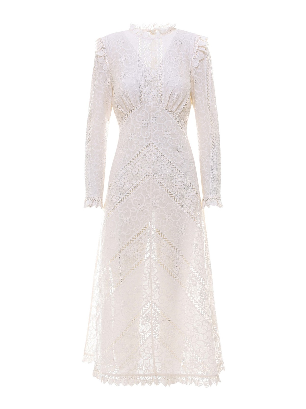 Zimmermann BRIGHTON LACE DRESS