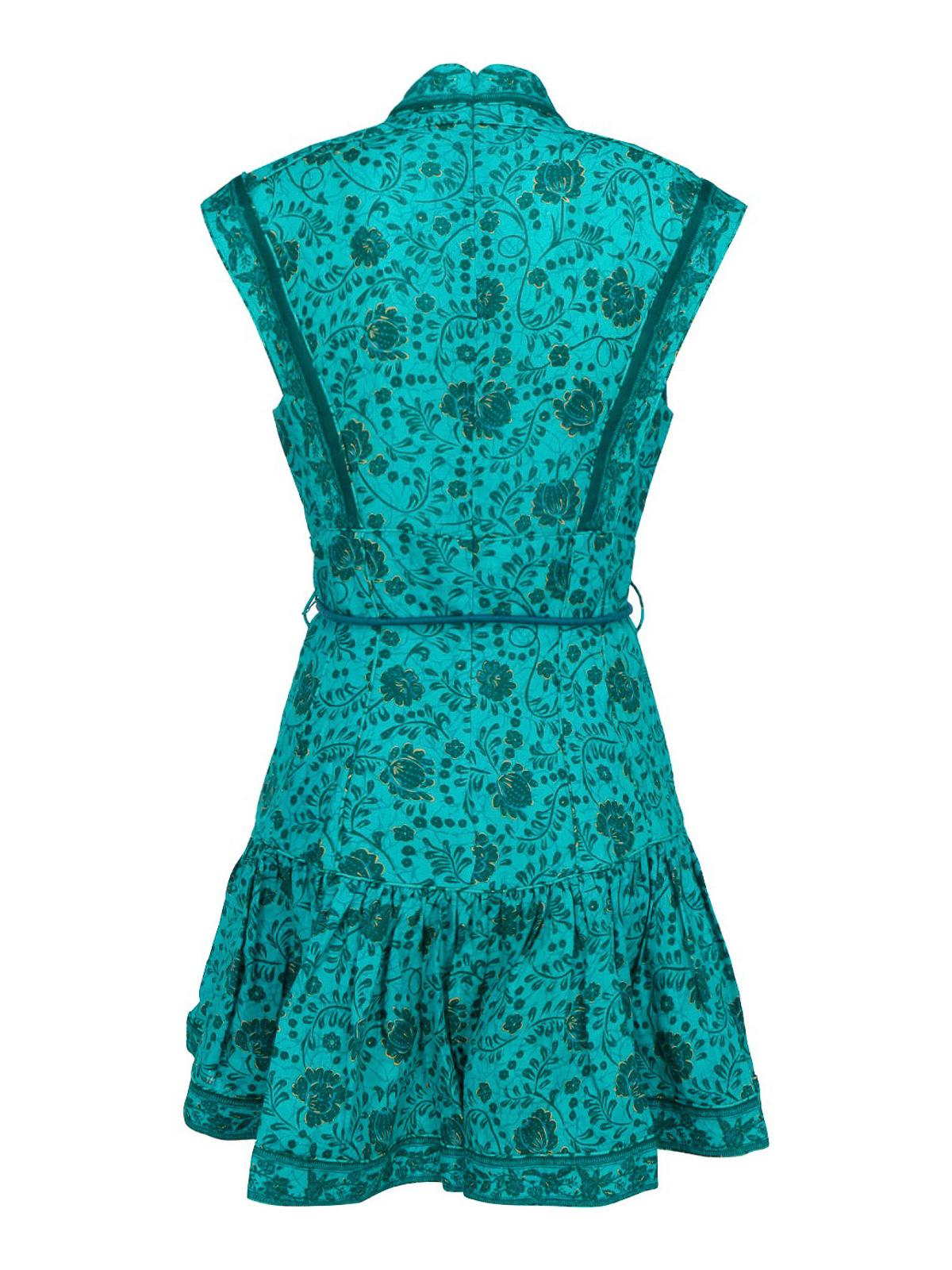 kurzes kleid - hellblau