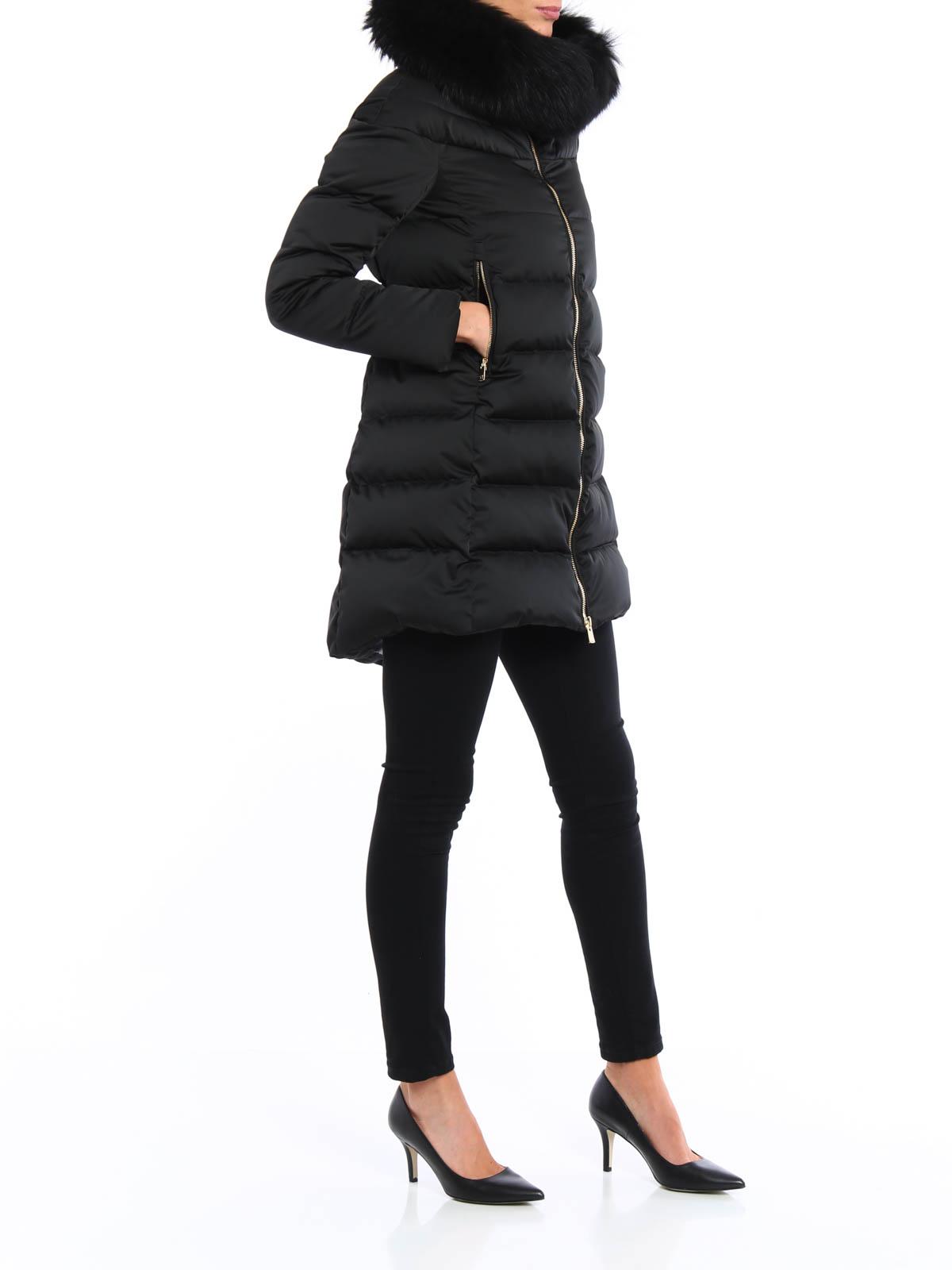 pretty nice 1f460 d6c2f Montecore - Piumino trapuntato con cappuccio - cappotti ...