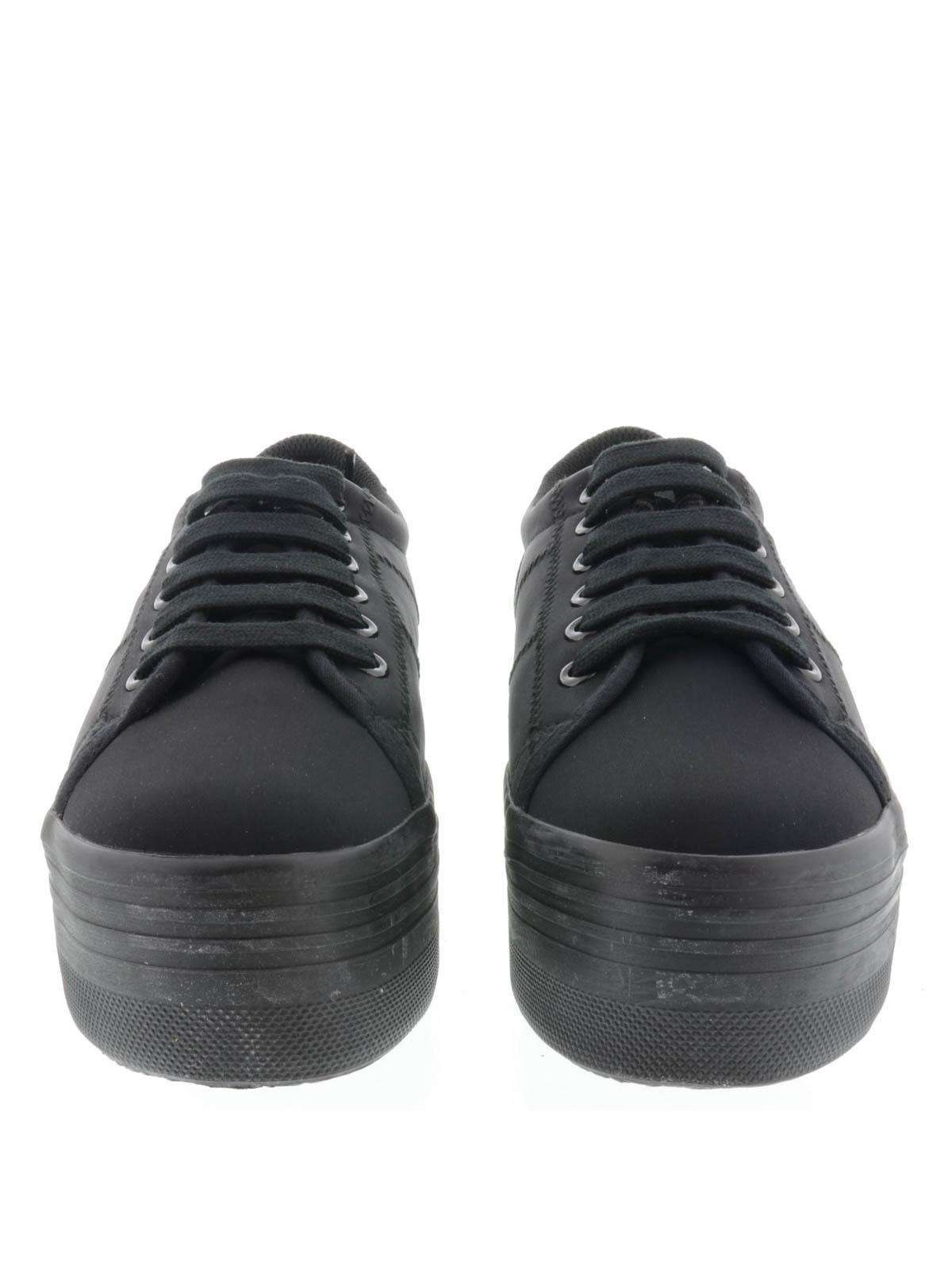 competitive price e2286 9e3a2 Jeffrey Campbell - - Sneaker - ZOMG NEOPRENEBLACK | iKRIX ...